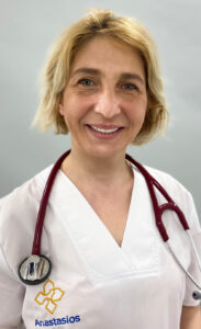 medic specialist cardiolog doctor Daniela Hada Anastasios