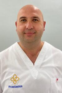 Medic Specialist Chirurgie Generală Doctor Vitalii Mironescu Anastasios